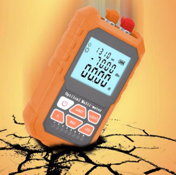 máy đo công suất quang cầm tay