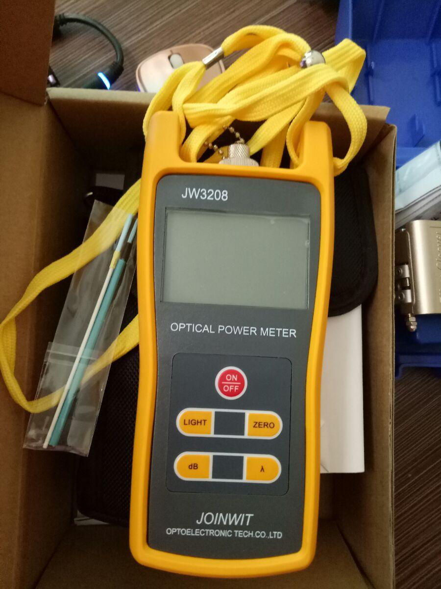 máy đo công suất quang-jw3208
