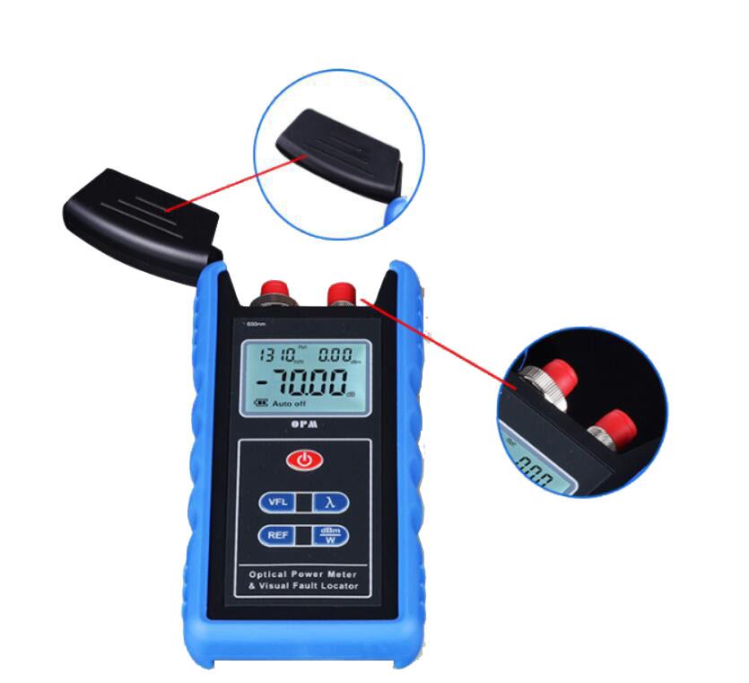 máy đo suy hao công suất quang tl-560