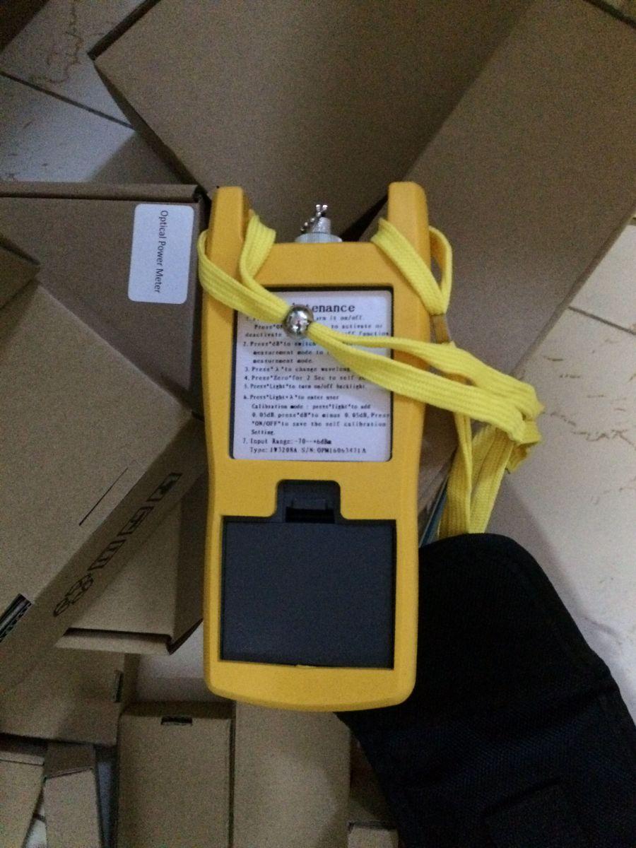 máy đo suy hao công suất quang jw-3208