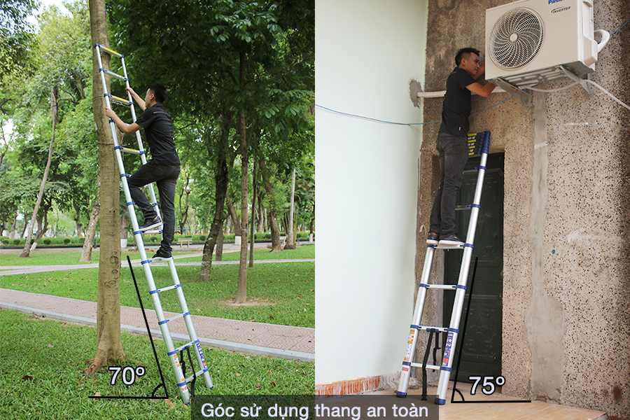 Thang nhôm Rút Đơn Nikita R-32